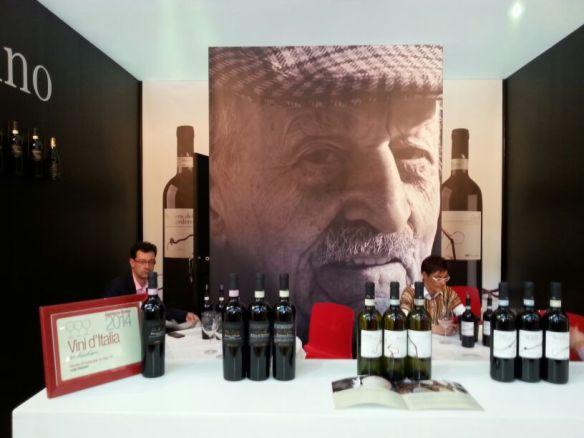 Complimenti allo stand dell'az. agr. piemontese Luigi Tacchino, semplicità ed eleganza.
