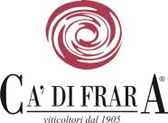 logo CA' DI FRARA Viticoltori dal 1905 png