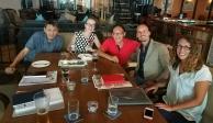 Business meeting a Kuala Lumpur