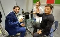 Niccolò alla Seoul Intl' Wine&Spirits Expo 2018